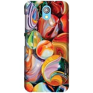 Printland Back Cover For HTC Desire 526G Plus - Abstract Art Designer Cases
