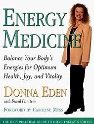 Energy Medicine by Donna Eden (1998-12-28)