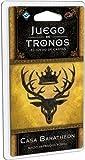 Edge Entertainment- Juego de Tronos LCG: Mazo introductorio de la Casa Baratheon - Español, (GT40ES)
