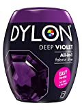 Nouveau Dylon Machine Colorant écosser 350g - Gamme complète de nouvelles couleurs disponibles! (Profond Violet)