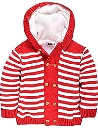 ZOEREA cardigan bebe manteau bebe garçon Pulls bébé fille gilet vêtements de cérémonie chandails de Noël Veste d'hiver