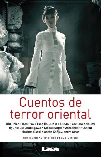 Cuentos de terror oriental por Luis Benítez