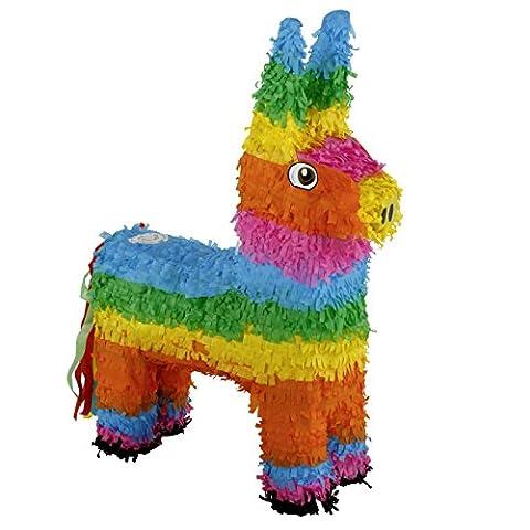 Pinata Einhorn Esel Torte für Kinder-Geburtstage Geburtstag Mexico (Esel)