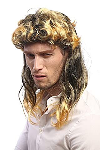 WIG ME UP ® - AD-017 P103T35 Perruque Femmes Hommes