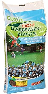 Cuxin DCM Mikrorase Dünger von Cuxin DCM auf Du und dein Garten