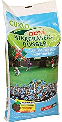 CUXIN DCM Mikro-Rasendünger Minigran,20 kg