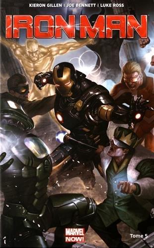 Iron Man, Tome 5 : Les anneaux du mandarin par Collectif