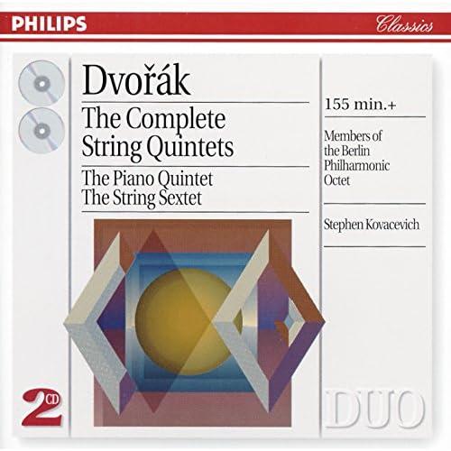 Dvorák: String Quintet in a minor, Op.1 - 1. Adagio - Allegro ma non troppo