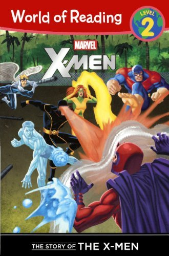 Marvel X-Men: The Story of the X-Men (World of Reading: Level 1 (Pb)) by Thomas Macri (2013-11-12)