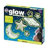 The Original Glowstars Company Glow Superstars Mega Pack