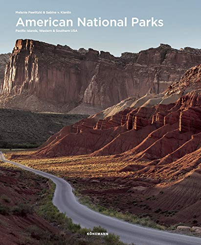 American National Parks 2 - Pacific Islands, Western & Southern USA