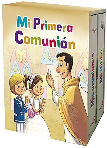 Mi Primera Comunión: Mi Biblia + Mis oraciones por Equipo San Pablo