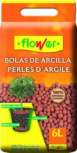 Flower 90205 Bolas de Arcilla expandida