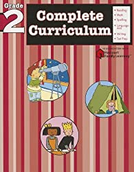 Complete Curriculum Grade 2 (Flash Kids Harcourt Family Learning)