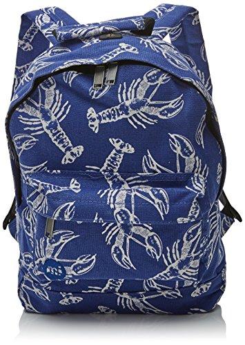 niños Mi-Pac Mini mochila, 33 cm, azul (azul)