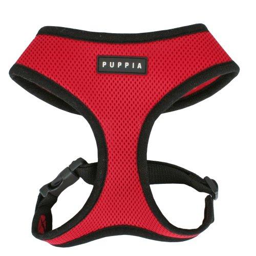 puppia-soft-harness-l-red