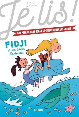 Fidji, Tome 1 : Fidji et ses drôles d'animaux