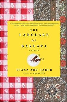 The Language of Baklava par [Abu-Jaber, Diana]