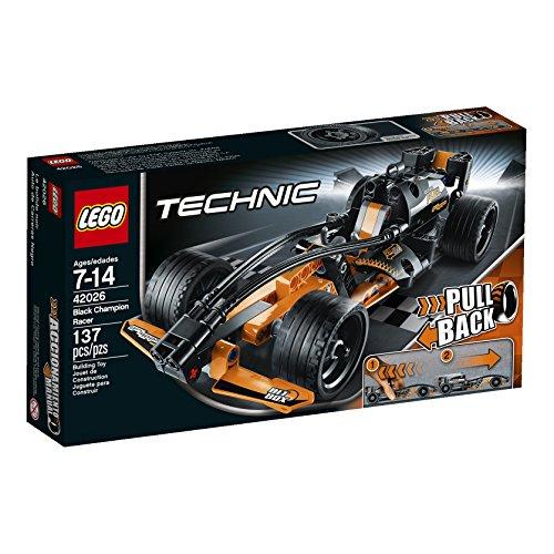 Preisvergleich Produktbild LEGO Technic 42026 Black Champion Racer Model Kit