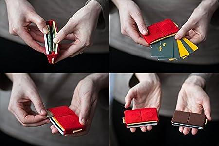 Elephant Wallet mini Geldbörse kleines Portemonnaie