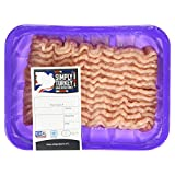 Simply Turkey British Breast Mince, 500 g (typically less than 3% fat)