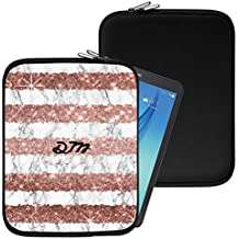 """Personalised Marble Neoprene Tablet Sleeve Bag Case -(98)- Acer Aspire Switch 10 E (SW3-013) (10.1"""")"""
