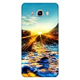 Bhishoom B8247 Designer 3D Printed Hard Back Case Cover for Samsung Galaxy On8 Sm-J710Fn/Df (Nature :: Beach :: Scenery :: Sceniec :: Landscape)