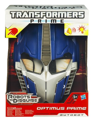 Imagen principal de Hasbro 37606148 Transformers Prime - Máscara electrónica de Energon