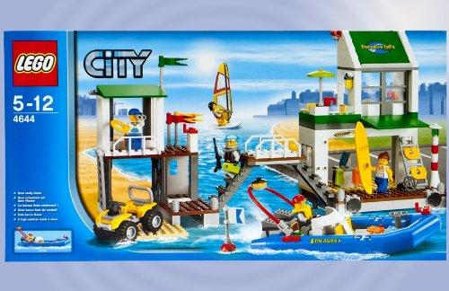 Lego City 4644playa Promenade