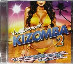 Vem Dancar Kizomba 2 [CD] 2013