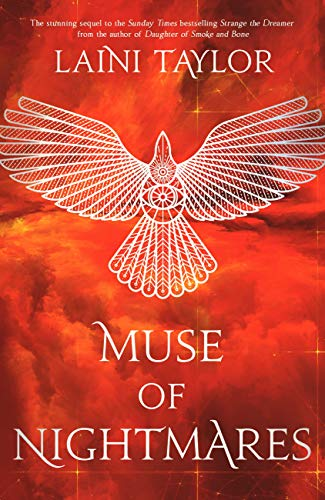 Image result for muse of nightmares uk cover