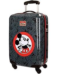 Disney Hello Mickey Equipaje Infantil, 55 cm, 35 Litro