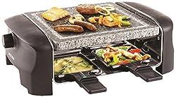 Petra Electric 58.162810.01.001 Raclette für 4 Personen RC 40.48