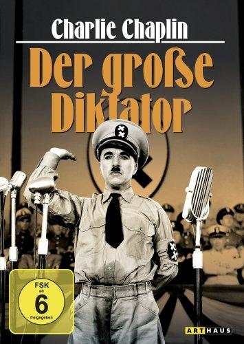 Coverbild: Charlie Chaplin - Der große Diktator