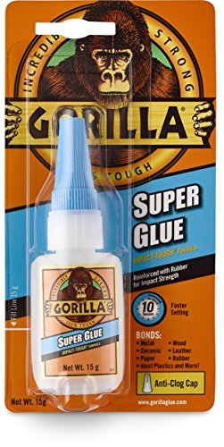 Gorilla Superglue...