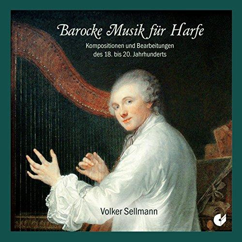 Barocke Musik für Harfe