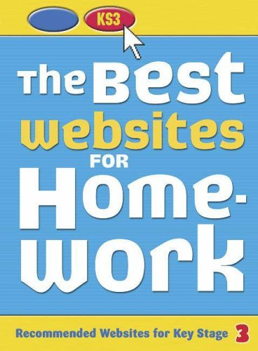 Best Websites for Homework KS3 by Andy Seed (2006-07-20)