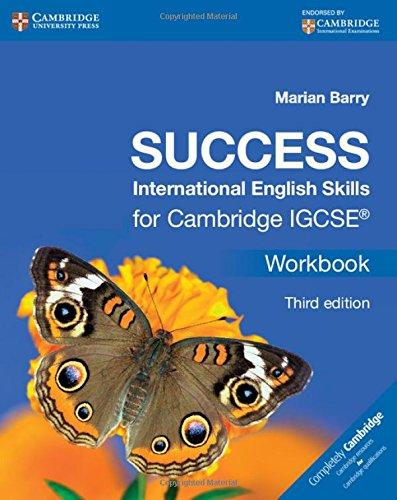 Success international english skills for IGCSE. Workbook. Per le Scuole superiori. Con espansione online