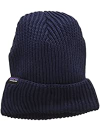 Patagonia 29105NVYBALL - Fishermans rolled beanie color  navy blue talla   all 2b292694dac