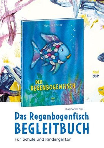 Buchseite und Rezensionen zu 'Das Regenbogenfisch-Begleitbuch (Der Regenbogenfisch)' von Burkhard Fries