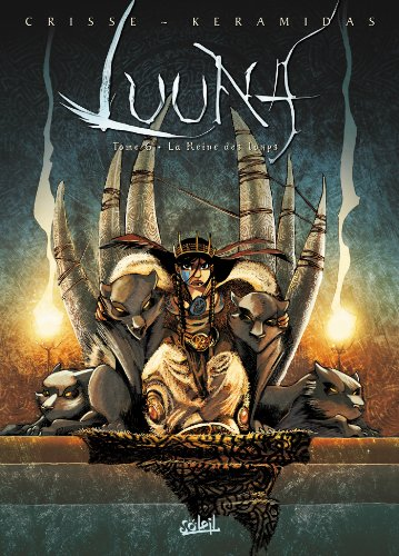 Luuna T06 - La reine des loups
