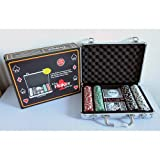 Speelgoed Bontempi xrcmx200 - Poker Set in Alluminio Box, 200 Pezzi
