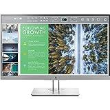 HP EliteDisplay E243 23.8-inch IPS Anti Glare Full HD Monitor With Pivot Rotation And VGA (Black)