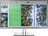 HP EliteDisplay E243 23.8-inch IPS Anti Glare Full HD Monitor with Pivot rotation