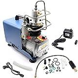 Hochdruckluftpumpe, Druckluftkompressor, 30MPa, 4.500Psi, mit Überhitzungsschutz, für Auto-, Motorrad- und Fahrradreifen