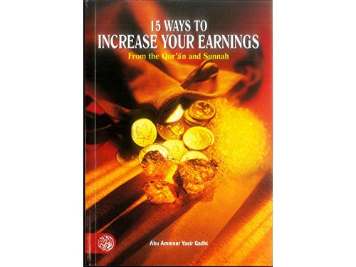 PDF 15 Ways to Increase Your Earnings from the Quran and