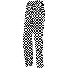 Premier Essential - Pantalones Unisex de cocinero/chef
