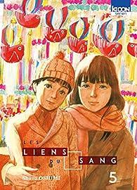 Les Liens du sang, tome 5 par Shuzo Oshimi