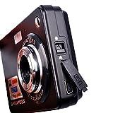 PYRUS Mini Digital Camera with 2.7 inch TFT LCD Display