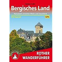 Rother Wanderführer Bergisches Land